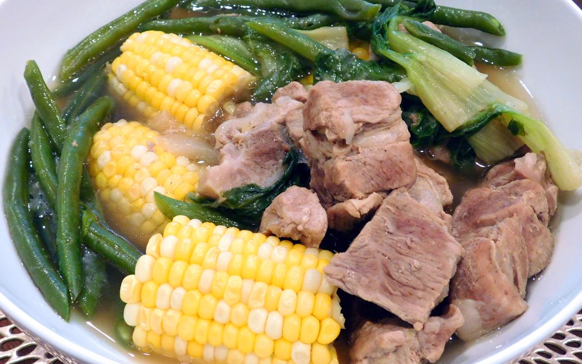 Nilagang Baboy Recipe (Pork Stew)
