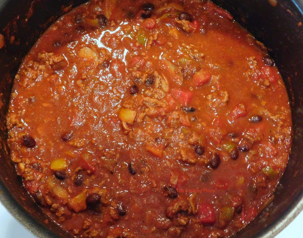 Cowboy Beef Beer Chili Recipe Cooking