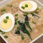 Pork Arroz Caldo from Leftover Rice The Cooking Pinay