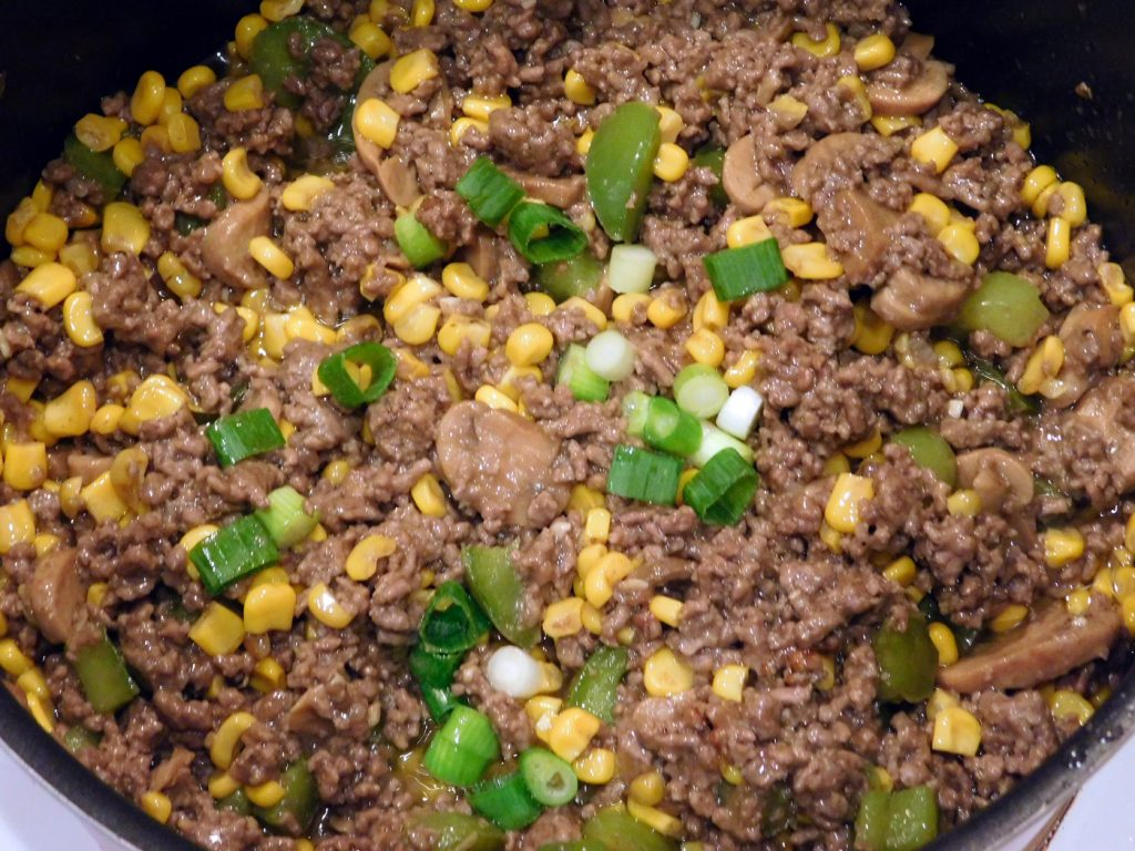 Ground Beef Extravaganza Recipe The Cooking Pinay