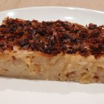 maja blanca with walnuts